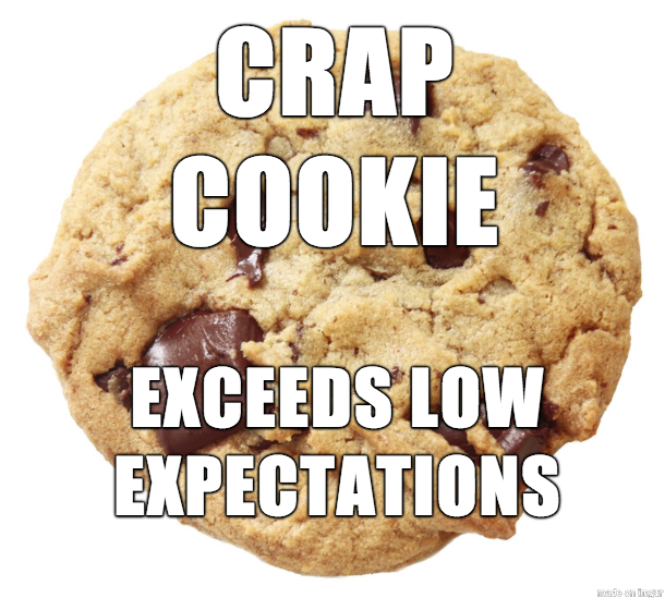 crap cookie