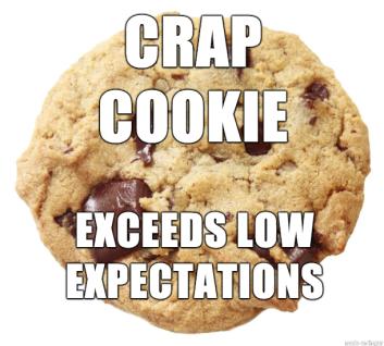 crap cookie